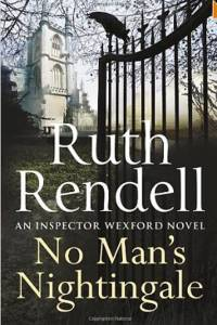 BOOKS RUTH RENDELL NO MAN'S NIGHTINGALE