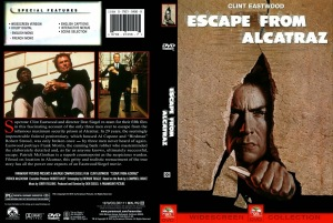 Escape from Alcatraz DVD R1