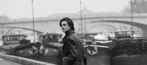 Patrick Modiano in 1969