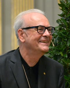 Patrick Modiano in 2014