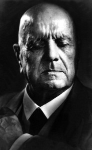 Jean, Sibelius, by Jousuf Karsh
