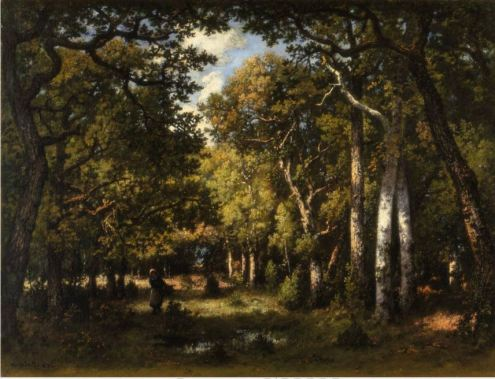 Clearing on the Forest - Narcisse-Virgile Diaz de la Peña