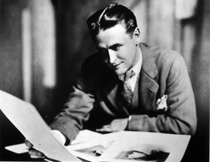 f. scott fitzgerald in the late 1920s.