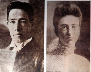 Chester Gillette and Grace Brown