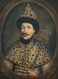 Alexis_I_of_Russia_(1670s,_Ptuj_Ormož_Regional_Museum)