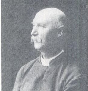 Rev. Henry Sayers, Dorothy's father