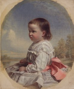 Susie Kent Southwick by Thomas Waterman Wood