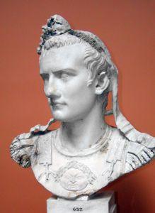 Gaius Julius Caesar Augustus Germanicus, aka Caligula 12 AD - 41 AD