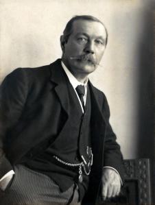 Sir Arthur Conan Doyle 1859 - 1930