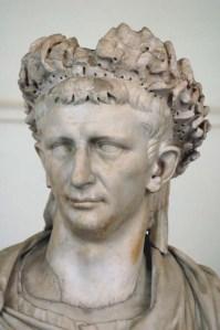 Tiberius Claudius Caesar Augustus Germanicus 10 BC - 54 AD