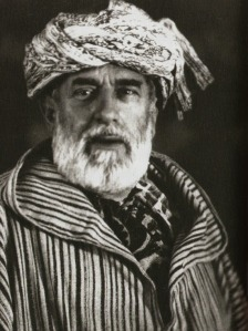 mariano fortuny in djellaba