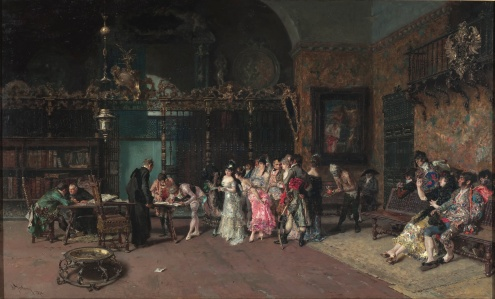 Marià_Fortuny_-_The_Spanish_Wedding_-_Google_Art_Project