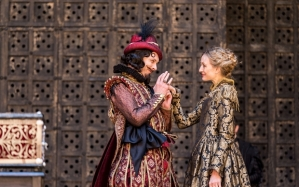 THE MERCHANT OF VENICE Shakespeare's Globe 2015 CREDIT: MANUEL HARLAN ... HANDOUT ...