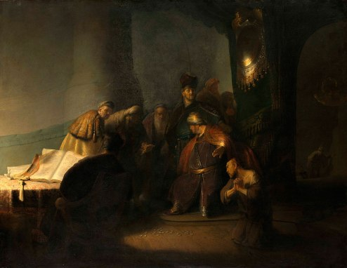 rembrandt-first-masterpiece