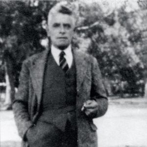 Robert Coombes, in the late 1960s or early 1940s