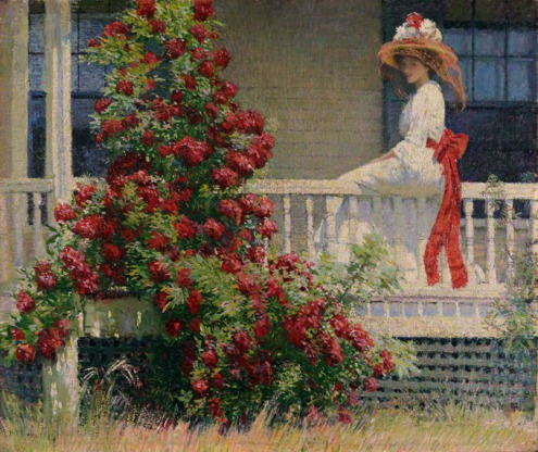 The Crimson Rambler, by Philip Leslie Hale
