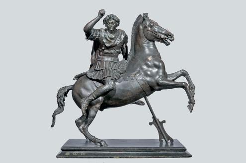 Alexander on Horseback