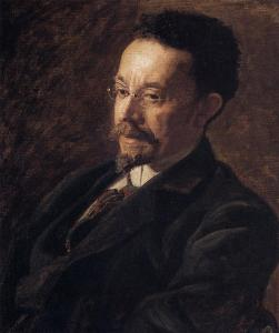 Henry Ossawa Tanner, by Thomas Eakins