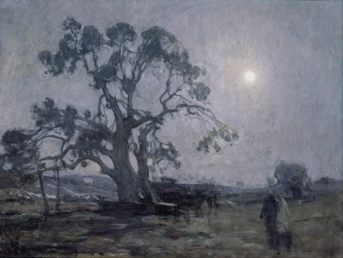 Abraham's Oak, 1904