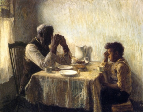 The Thankful Poor, 1894