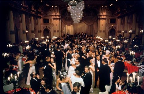 The Black and White Ball at the Plaza Hotel, New York City, November 28, 1966