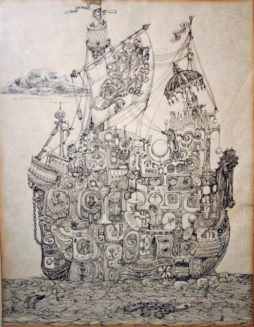 Assurbhannipul's Ark by Edward M Kosewics