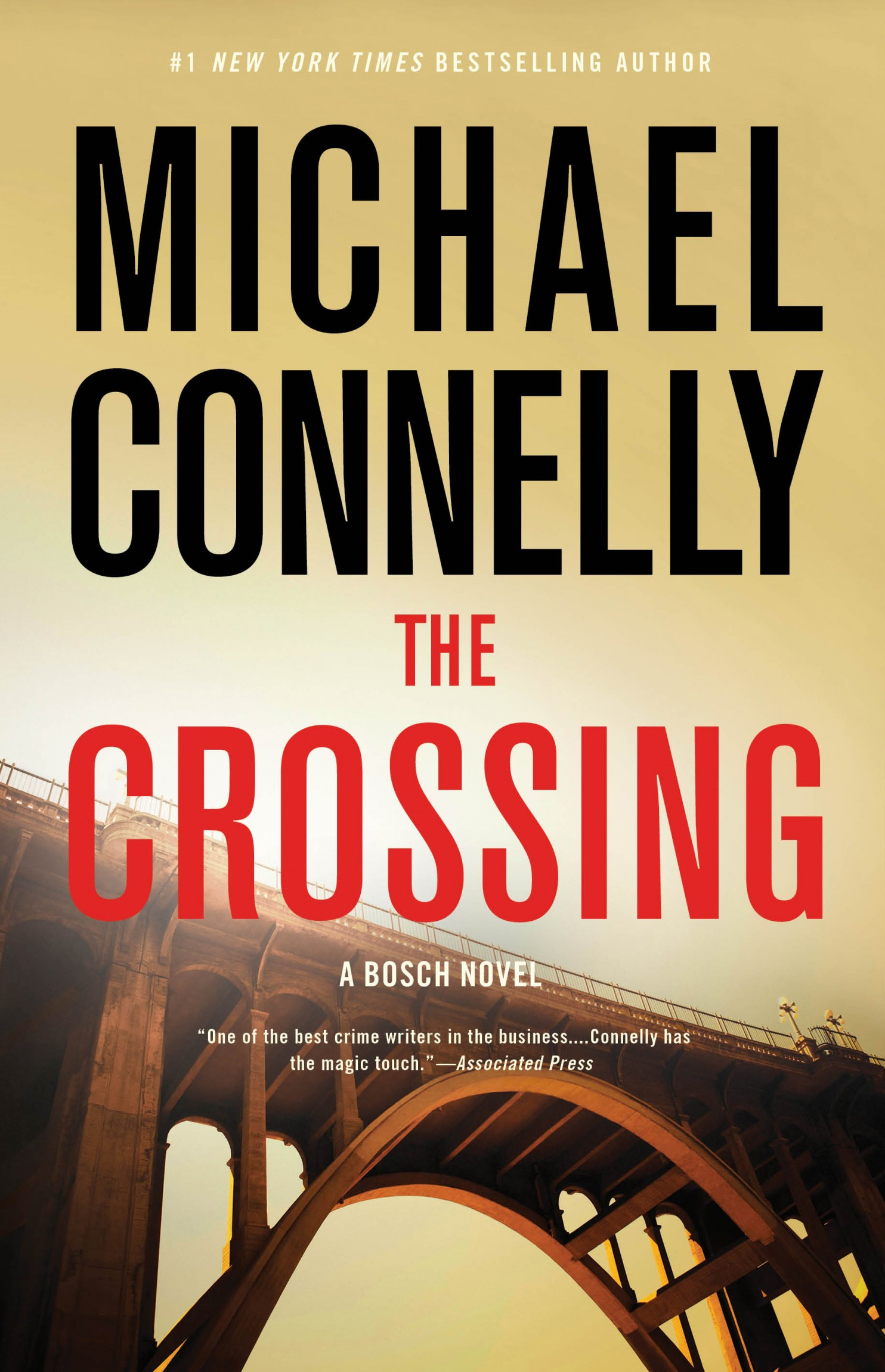 Last Night, Frank Took The Discussion Of A Specific Book €� Michael  Connelly's The Crossing €� And Broadened It Until It Was About Mystery  Fiction In General: